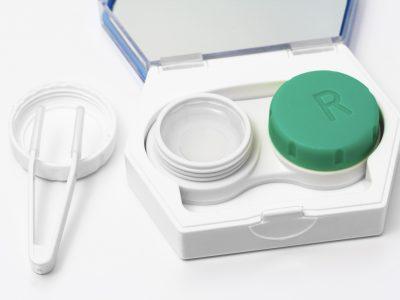 Cómo cuidar las lentes de contacto